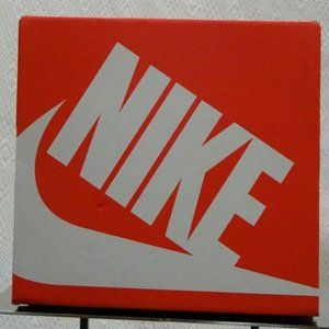 NIKE Authenic EMPTY BOX Container PRICED CHEAP